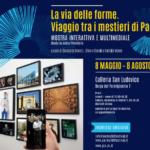 La via delle forme, a Parma dal 8 maggio al 8 agosto 2021