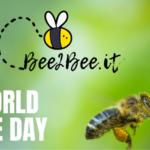 world bee day, il 20 maggio 2021